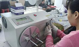 da赢家游戏数据xian生产厂家自动扎xian机degongzuo场景
